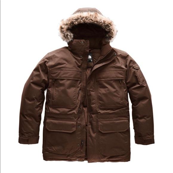 151747213 Large. The North Face Men's Mcmurdo Parka III Coat
